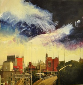 march14,17,city skies, oil on paper, mixed media, 13x13_edited-1