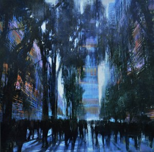 dec1626times-square-forested-oilon-enameled-laminated-aluminum-36x36